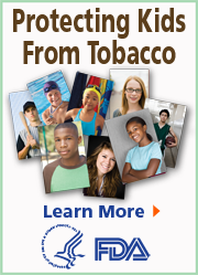 fda.gov Protecting Kids from Tobacco