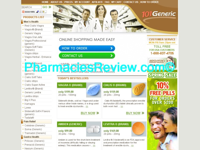 101generic.com review