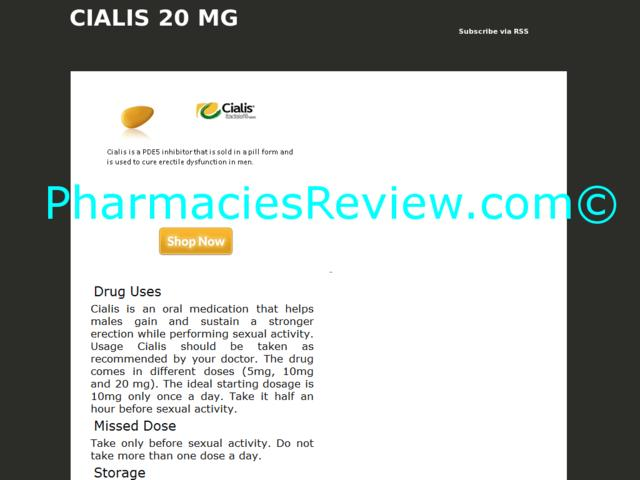 Once A Day Cialis