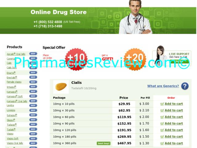 Order Cialis From An Online Pharmacy