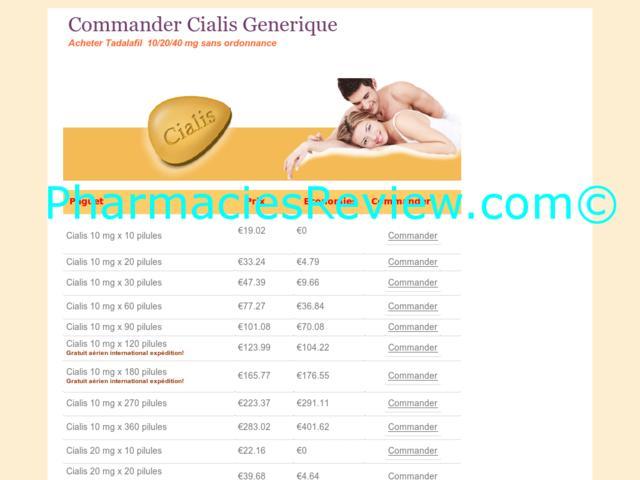 Acheter Cialis France