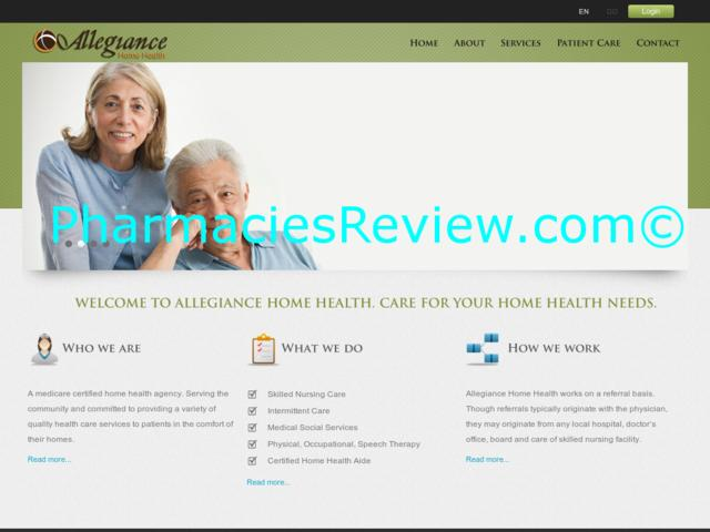 a review on allegiance health care Henry ford allegiance health in jackson, mi - get directions, phone number, research physicians, and compare hospital ratings for henry ford allegiance health on healthgrades  review your doctor help millions of people find the right doctor and care they need  1 review dr aurif abedi, md child & adolescent psychiatry 1 review dr.