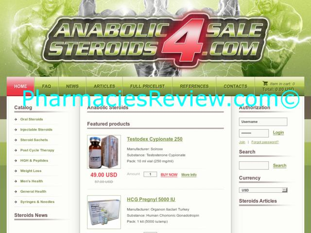 Mexico Anabolic Steroids Online