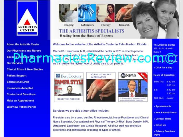 Arthritis Specialist Ocala Florida