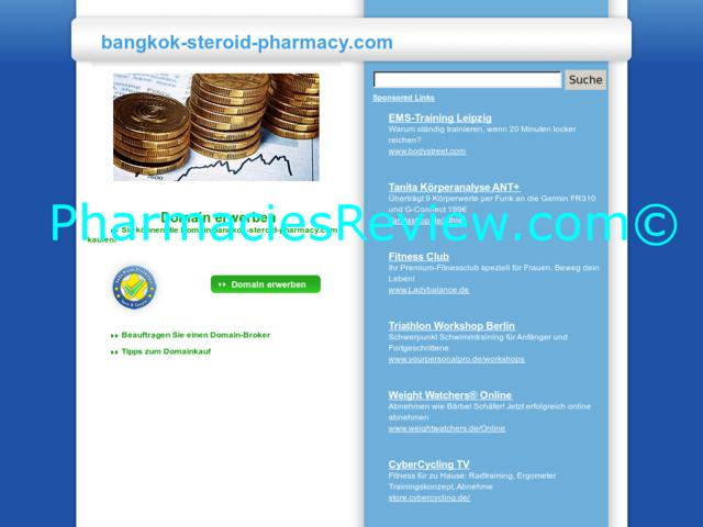 bangkok-steroid-pharmacy.com review