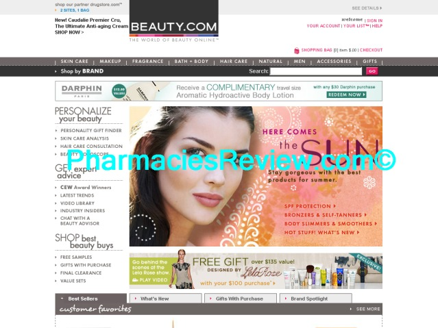 beauty.com review