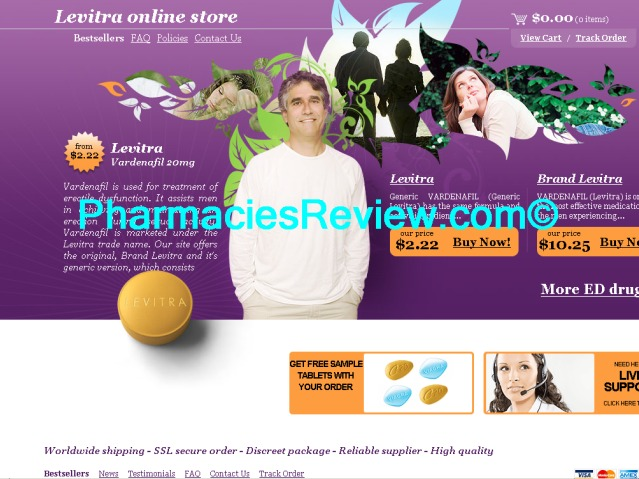 Best online pharmacy for levitra
