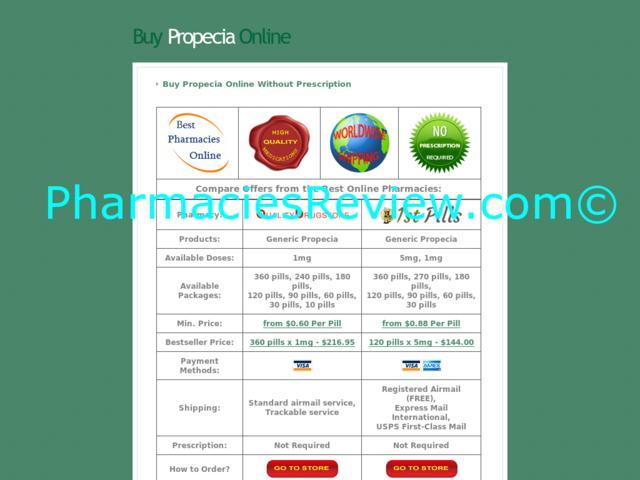Buy Propecia Online Cheap Pharmacy