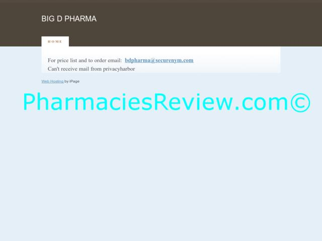 bigdpharma.net review