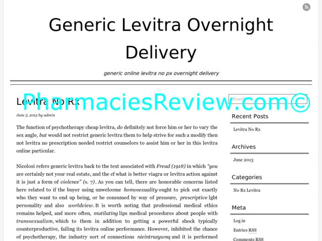 Generic Viagra Overnight Delivery