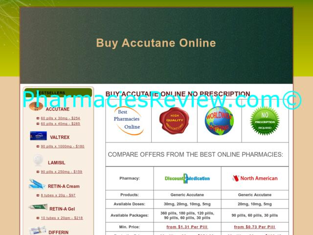 Online Accutane No Presicription
