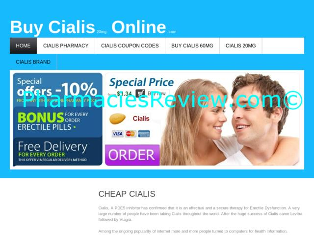 Cialis Order Site