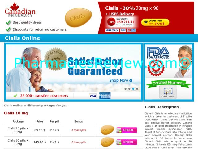 Cialis Discount Pharmacy Fast Shipping