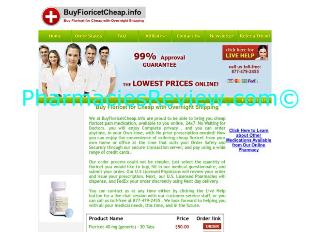 canadian fioricet order cheap