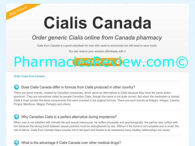 Generic Cialis Canadian