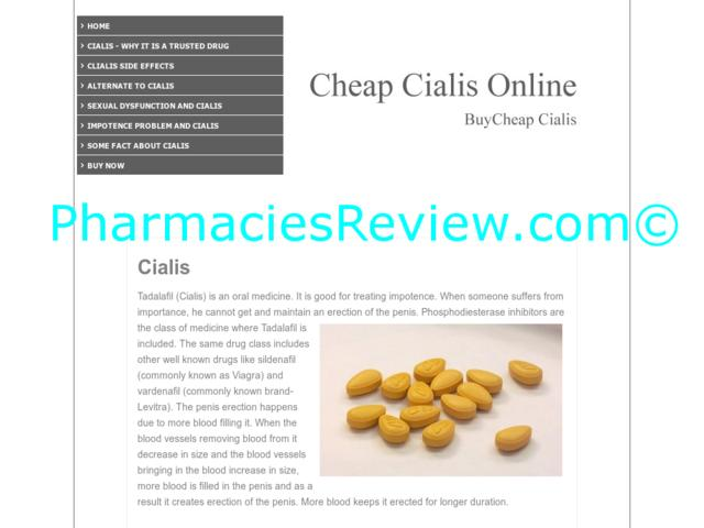 Generic Cialis Uk Online Pharmacy