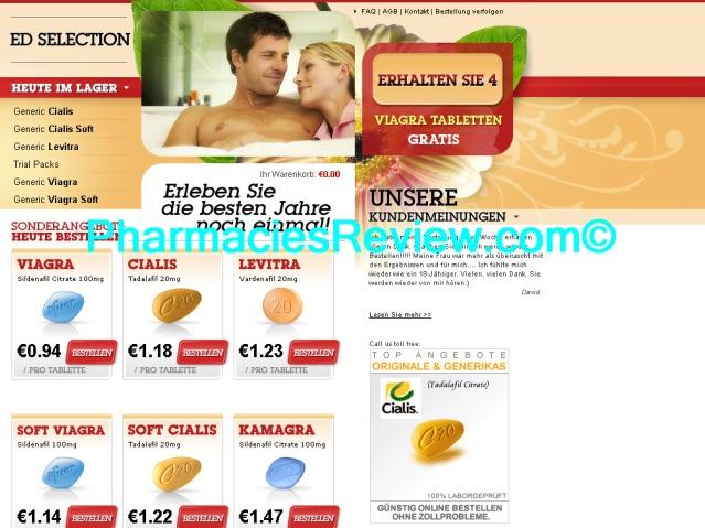 Cialis online pharmacies