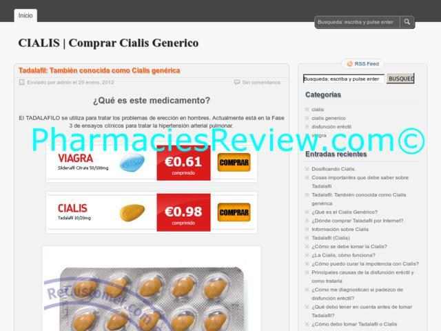 Comprar Cialis Online