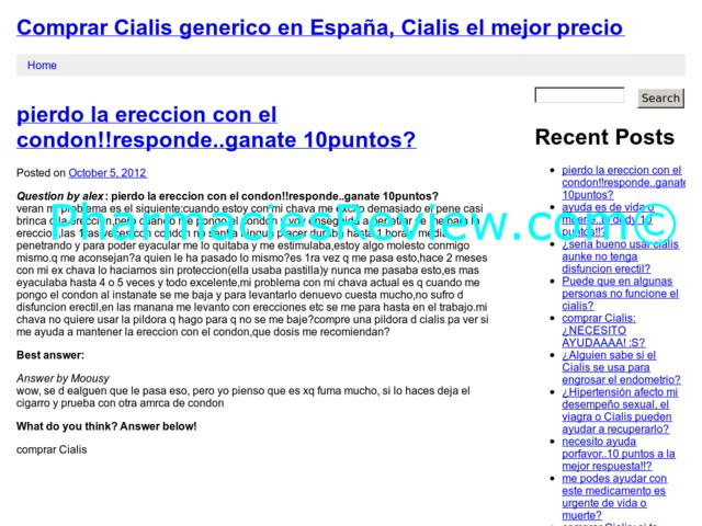Description Of Cialis