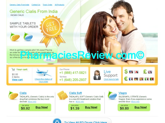 Cialis from india review