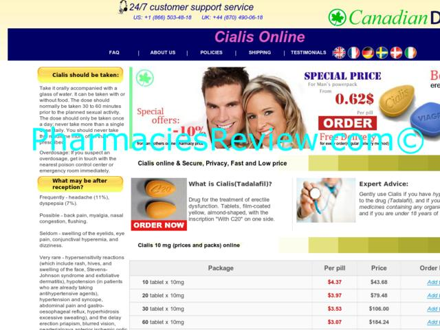 Order Cialis On-Line
