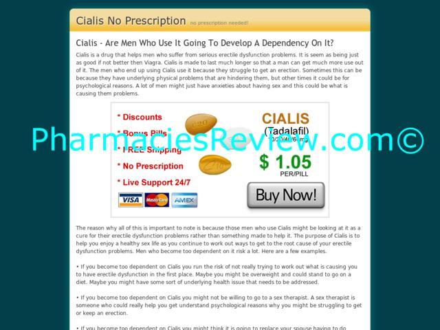 Cialis Online Prescription