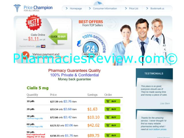 1 Order Cialis Online