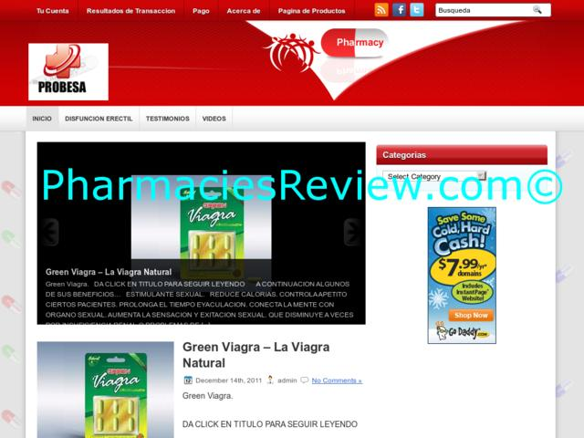Natural Viagra Scam
