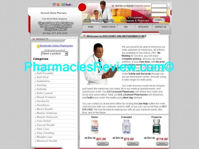 Top Customer Reviewed Pharmacies