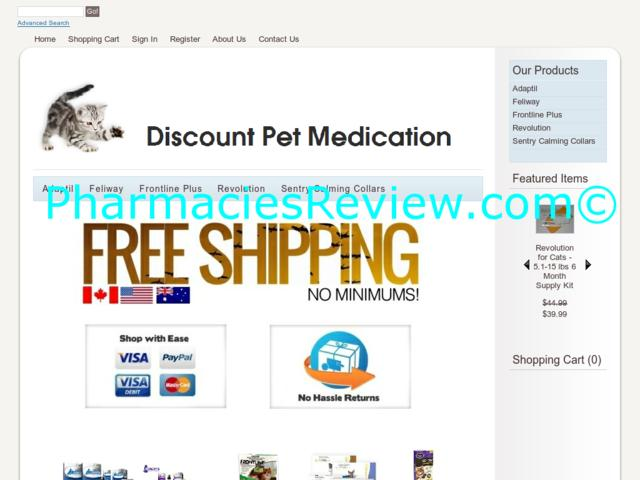 discountpetmedication.biz review
