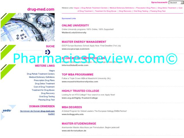 drug-med.com review