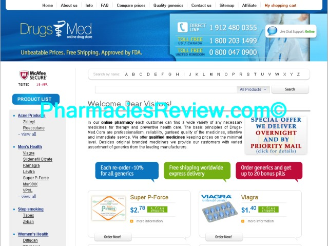 drugs-med.com review