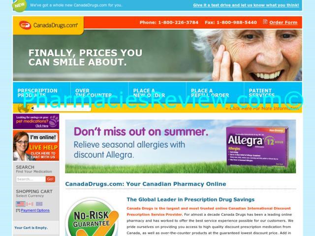 e-canadiandrugs.com review