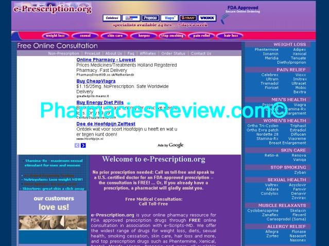 Online Prescription Viagra Phentermine Meridia Adi
