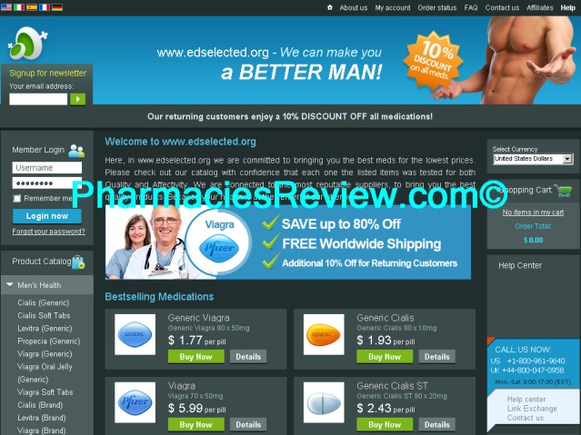 Generic Cialis Review