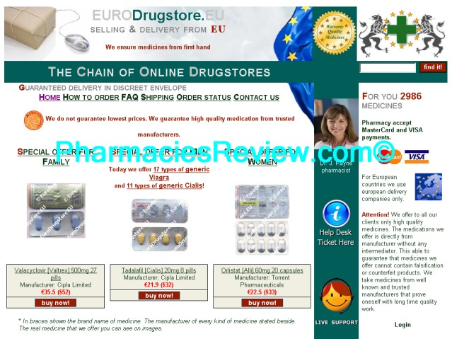 eurodrugstore.eu review