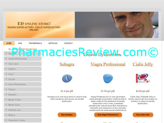 Cialis Professional Review