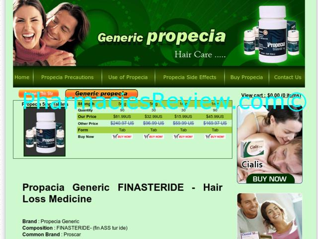 Hair Loss Information Propecia Propecia
