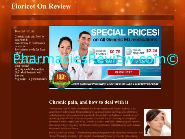 best generic fioricet online pharmacy