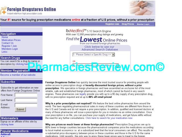 foreign-drugstores-online.com review