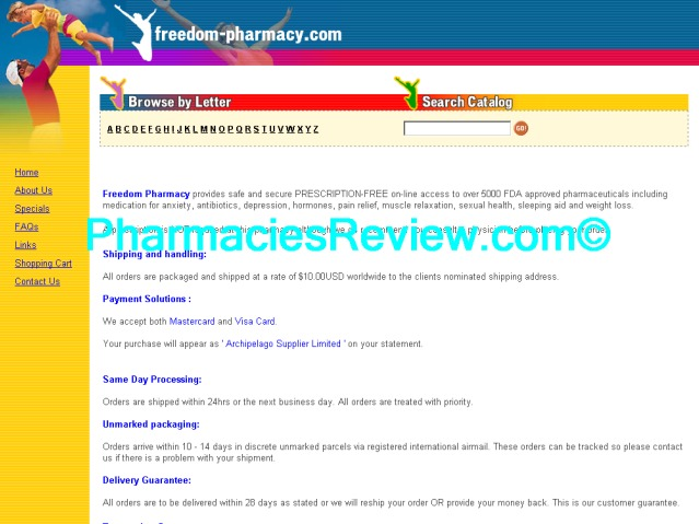 freedom-pharmacy.com review