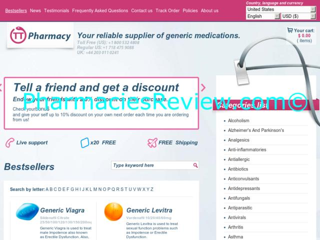 PillsRefills review