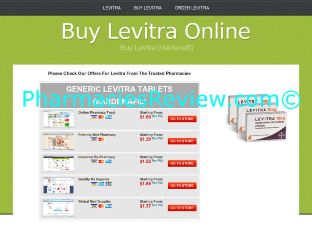 Buy Dreampharmaceuticalscom Levitra Online