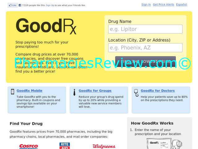 Goodrx discount coupon