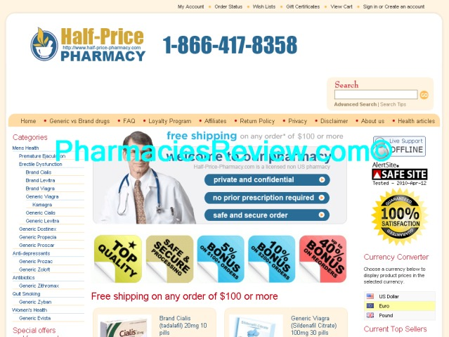 half-price-pharmacy.com review