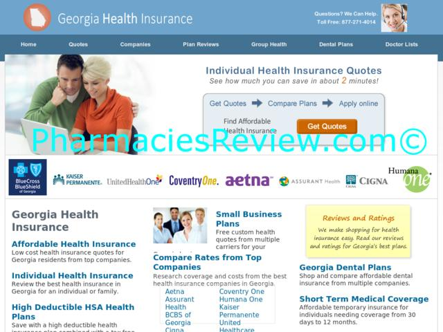 Georgia Health Insurance Coverage Cialis