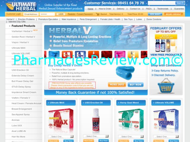 Herbal Viagra Reviews