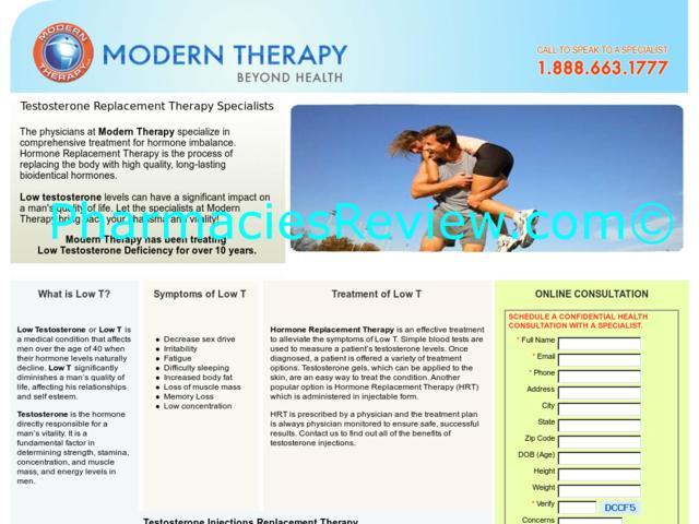 Endocrinologist Low Testosterone Specialist San Diego