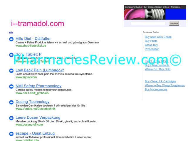 i--tramadol.com review