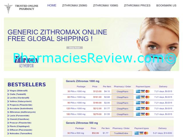 Zithromax On Line